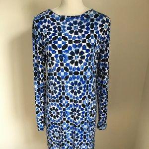 Michael Michael Kors blue dress, size S